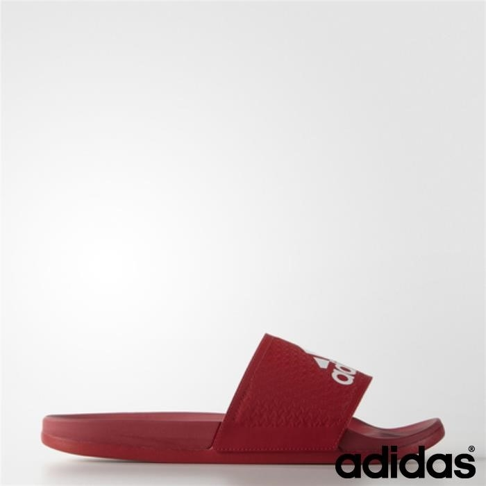 Adidas Adilette Supercloud Plus Slide (scarlatto / / Styling White Scarlet) Light Running Behkpry589