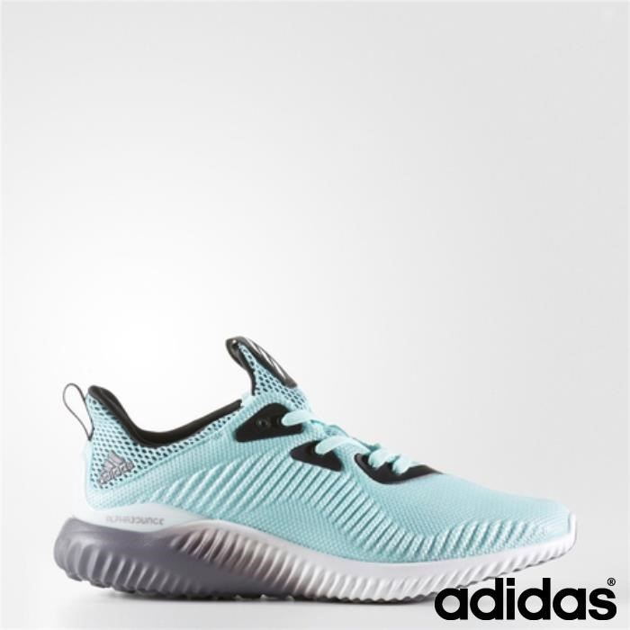 Adidas Alphabounce Shoes Allegro (clear Aqua / Running White Ftw Grey) Trace / Ekmrtxz147