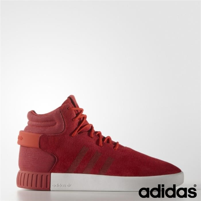 Adidas Tubular Invader Shoes Anent (red Papavero White) Vintage / / Hkmtvz0148
