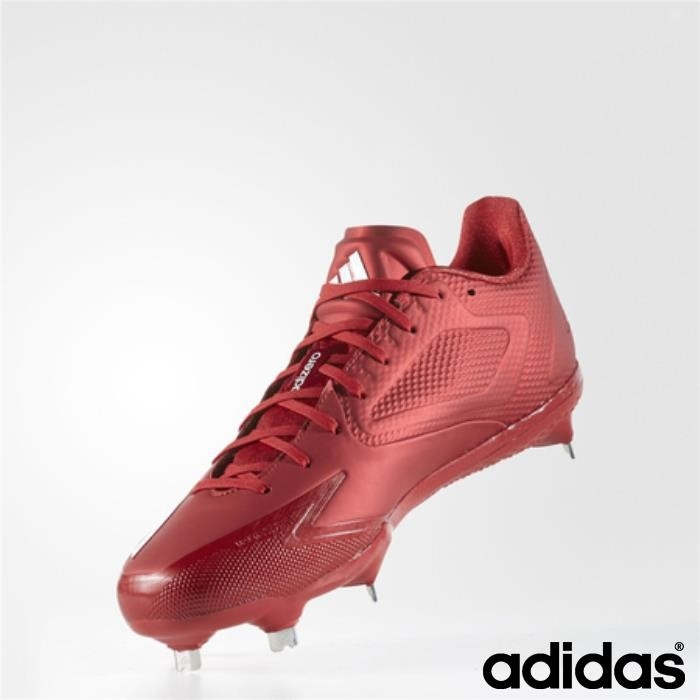 Adidas Adizero Afterburner Sporgente 3 Tacchetti (power Red / / Running Red White) Università Enorux2589