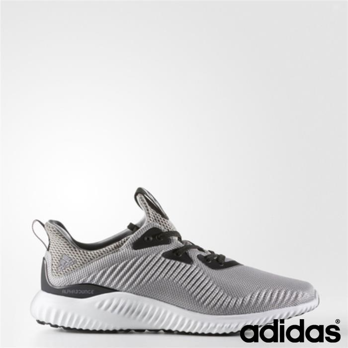 Adidas Alphabounce Shoes Accessione (multi Solid Grigio / Running / Core Ftw Bianco Nero) Aiklruy037