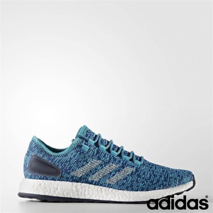 Adidas Pure Boost Clima Shoes Blu / Core Blue) (energia Impeccabile Cenopr2678