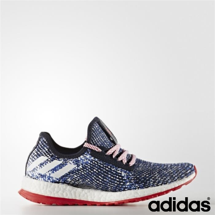 Adidas Pureboost X Aderente Atr Shoes (collegiale Navy / Running White Red) Ftw Vivid / Dfnsuv1456
