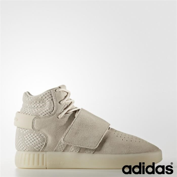 Adidas Tubular Invader Strap Shoes (clear Bliss Brown / Ridondare Chalk) / Bhklqsuy58