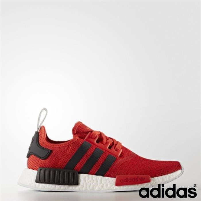 Scarpe Adidas Nmd_r1 (nucleo Rosso / Nucleo Ftw) Bianco Running Response / Nero Cdehnvx039